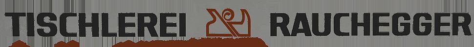 Harald Rauchegger Bau- u. Möbeltischlerei - Logo